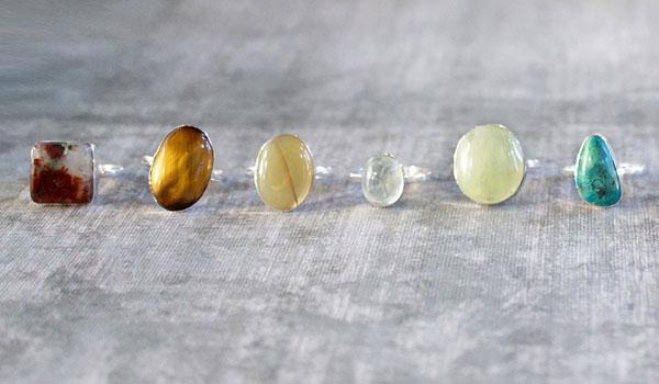 Výroba šperkov technikou Tiffany - ZIV